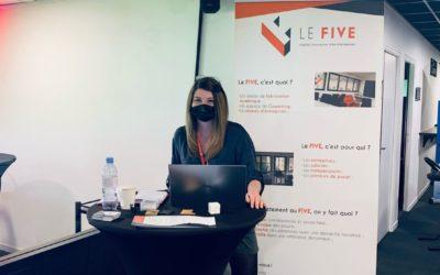 [En ce moment] Le FIVE au Forum des Réseaux d'Entreprises de la CCI Ille-et-Vilaine